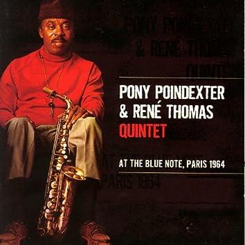 Blue Note, Paris 1964