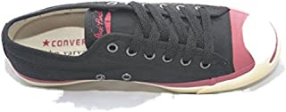 Jack Purcell Vintage Ox Black Red Cream 1W225
