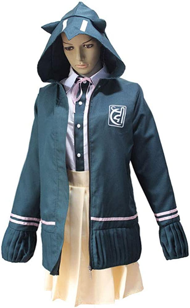 Max 44% OFF Danganronpa 2 Nanami Chiaki Outfit Costume Cosplay Uniform Hoodi Nashville-Davidson Mall