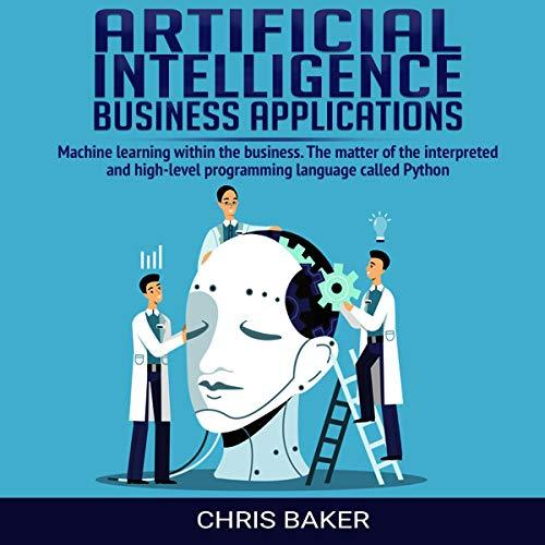 Artificial Intelligence Business Applications Titelbild