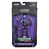 Marvel Guardians of the Galaxy Legends Daughters of Thanos: Marvels Nebula, 6-inch