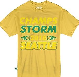Storm Champs Seattle Shirts 2018 Women Final Basketball T-Shirt