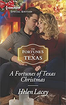A Fortunes of Texas Christmas (The Fortunes of Texas) by [Helen Lacey]