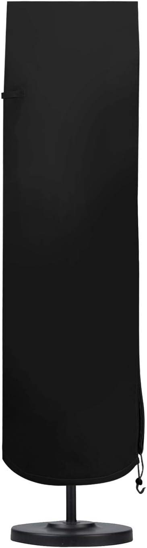Patio Umbrella Cover Heavy Duty Fabric 600D Virginia Beach Mall Regular discount Oxford Umbre Offset