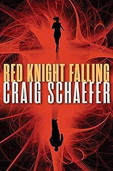 Red Knight Falling  Harmony Black