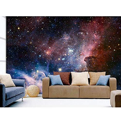 3D Splendid Universe Starlight Fototapete Wall Print Decal Wandtapeten-350cmx250cm