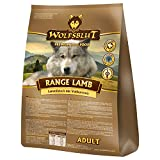 Wolfsblut | Range Lamb | 15 kg | Lamm | Trockenfutter | Hundefutter | Getreidefrei