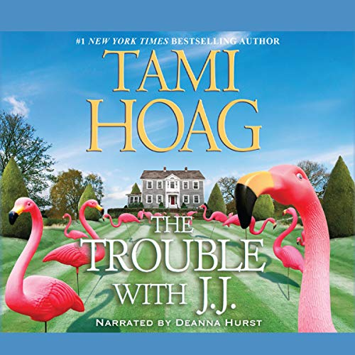 The Trouble with J. J. audiobook cover art