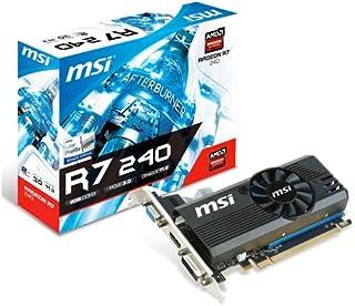 MSI R7 240 2Gd3 Lpv1 R7 240 2Gd3 Lpv1 Ekran Kartı-Graphics Card