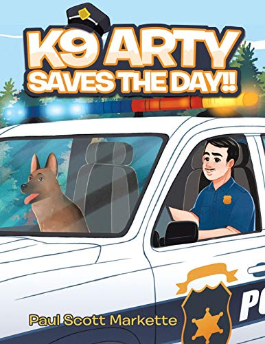 K9 Arty Saves The Day!!