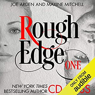 Rough Edge audiobook cover art