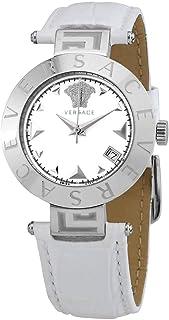 Versace Reve Quartz White Dial Ladies Watch VEWS00118