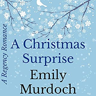A Christmas Surprise audiobook cover art
