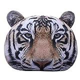 egfsha 45 cm Herrschsüchtig Tiger Kopfkissen Dekoration Halloween Geburtstagsgeschenk Lustige...