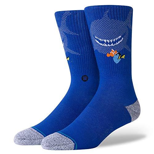 Stance Herren Socken FINDING NEMO, Größe:L, Farben:blue