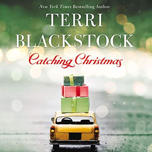 Catching Christmas audiobook cover art