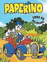 Paperino libro da Colorare: Paperino continua tutt'oggi ad intrattenere adulti e bambini. Colora le storie divertenti che vedono Paperino alle prese con i suoi nemici di tutti i tempi!