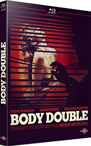 BODY DOUBLE [Blu-ray] Restauration 4K