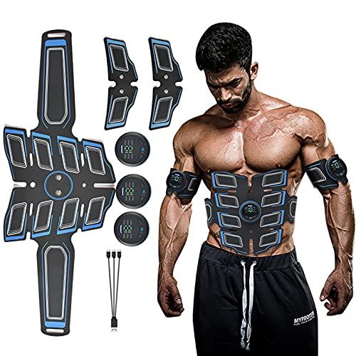 Mejor Electroestimuladores De Fitness – Guía De Compra, Opiniones Y Comparativa