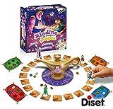 Diset - Juego Aladino y la lámpara mágica +4años, Multicolor (69940)