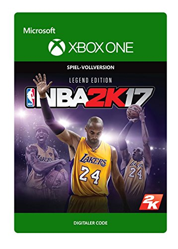 NBA 2K17: Legend Edition [Xbox One - Download Code]