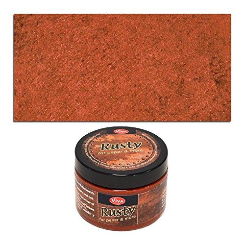 CREATIV DISCOUNT NEU Viva Decor Rusty Rostfarbe 150 ml, Rost