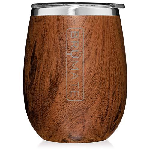 BrüMate 14oz Wine Glass Tumbler With Splash-proof Lid