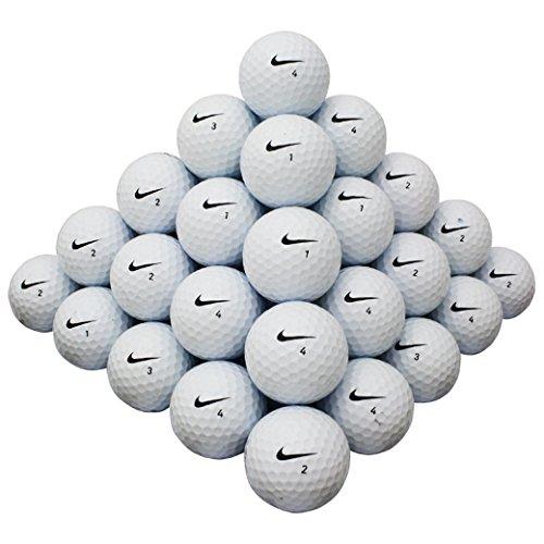 50 Nike Mix AAAAA Mint Used Golf Balls
