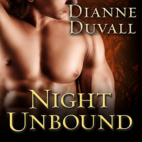 Night Unbound audiobook cover art