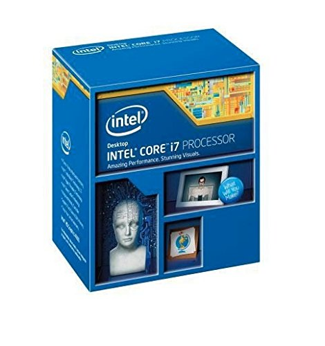 Intel Core i7-5775C  3.3 GHz LGA1150 Processor (BX80658I75775C)