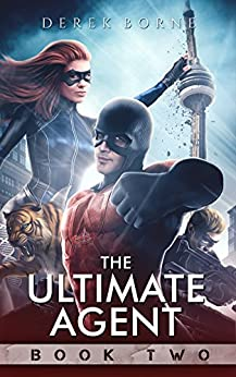 The Ultimate Agent 2 (UA Book 3) by [Derek Borne]