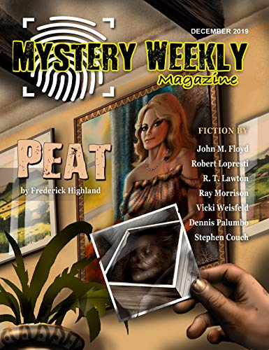 Mystery Weekly Magazine: December 2019 (Mystery Weekly Magazine Issues Book 52) (English Edition)