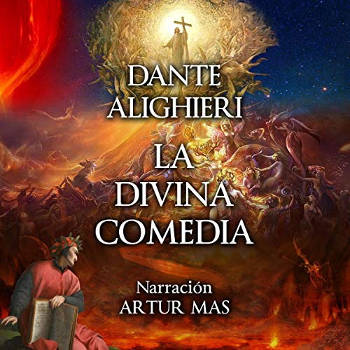 La Divina Comedia audiobook cover art