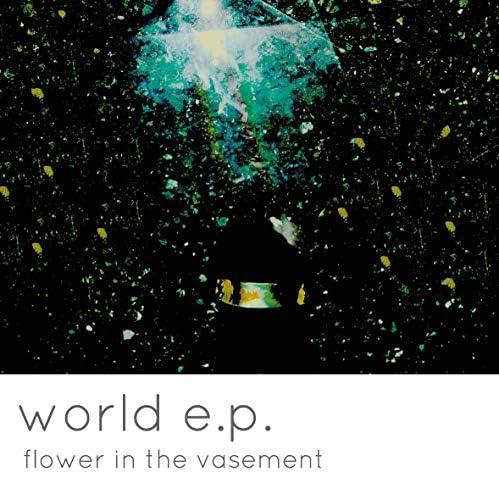 Flower In The Vasement