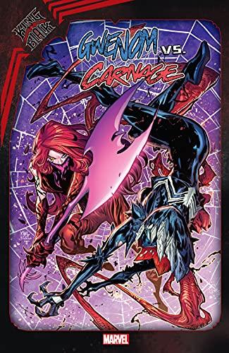 King In Black: Gwenom Vs. Carnage (King In Black (2020-2021)) (English Edition)