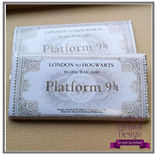 Eternal-Design-1-X-Harry-Potter-Large-Chocolate-Bar-Train-Ticket-Gift-Treat-Birthday-P