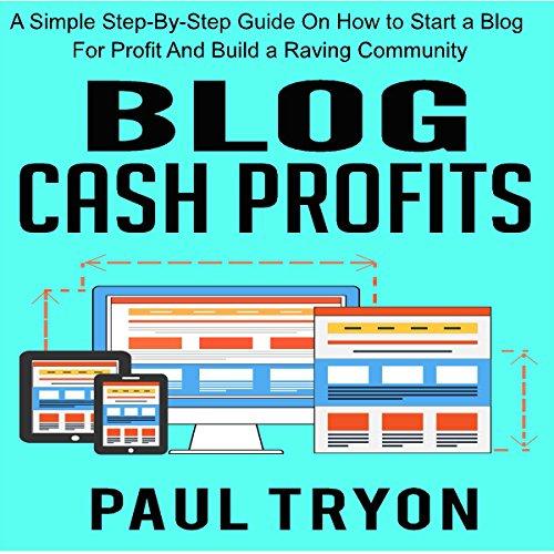 Blog Cash Profits  By  cover art