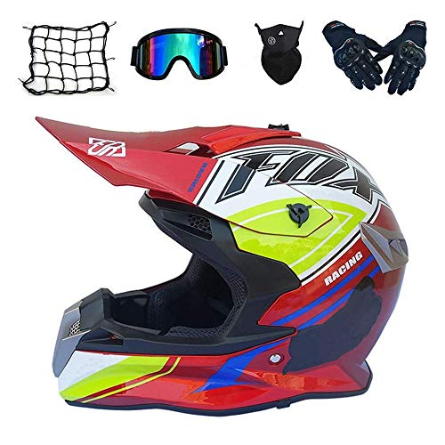 DONG Cross Helmet Moto