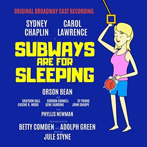 Sydney Chaplin & Carol Lawrence