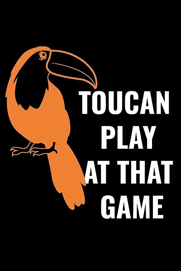 リークアンケートもしToucan Play At That Game: Bird Watching Log Book, Field Diary Notebook,  Birding Trips Species Record Tracker, Birder Journal