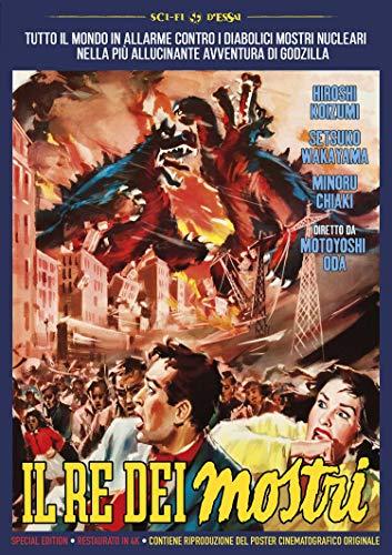 Re Dei Mostri (Il) (SE) (Dvd+Poster)