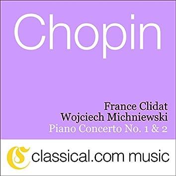 Fryderyk Franciszek Chopin, Piano Concerto No. 1 In E Minor, Op. 11