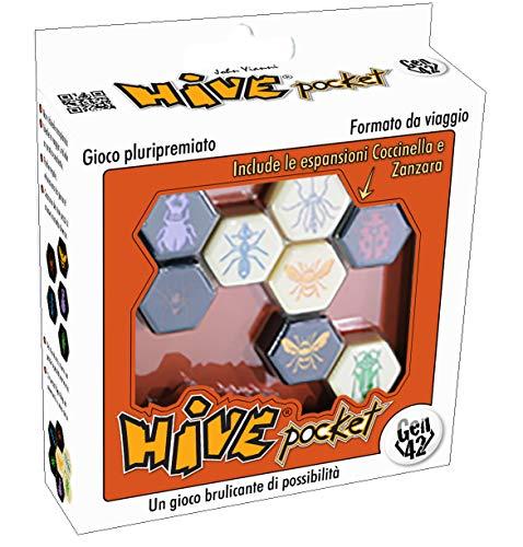 Ghenos Games GHE144 HIVE Pocket