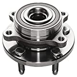 Detroit Axle - Rear Wheel Hub & Bearing Assembly Replacement for Ford Edge Flex Taurus Lincoln MKS MKT MKX