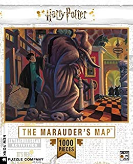 harry potter puzzle uk