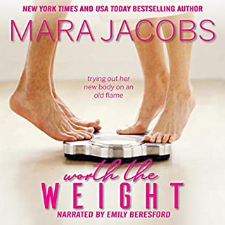Worth the Weight     The Worth Series Book 1: A Copper Country Romance              By:                                                                                                                                 Mara Jacobs                               Narrated by:                                                                                                                                 Emily Beresford                      Length: 10 hrs and 12 mins     4 ratings     Overall 4.5