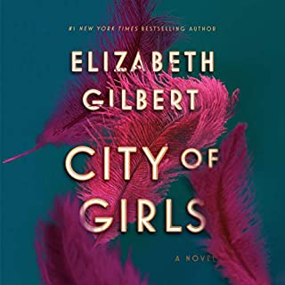 City of Girls audiobook cover art