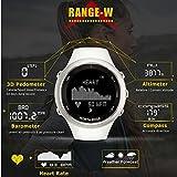Msxx Orologi da Donna, Smartwatch Sportivo, Fitness Tracker, altimetro, barometro, contapassi,...