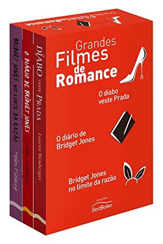 Grandes Filmes de Romance - Caixa