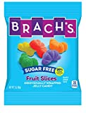 Brach's Sugar Free Fruit Slices Candy, 3 Ounce Peg Bag (Pack of 12)